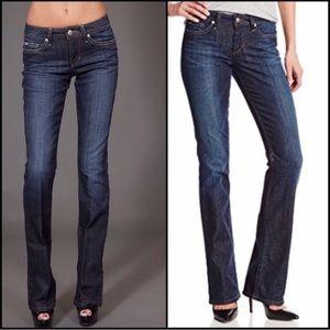 Ladies Joes Jean Honey Boot Cut Ryder Wash Size 28